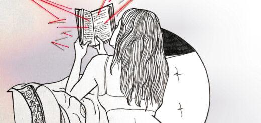 """Sirène"", par Gabriela Calderon, artiste argentine"